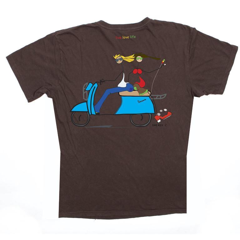 Vespafari Tshirt