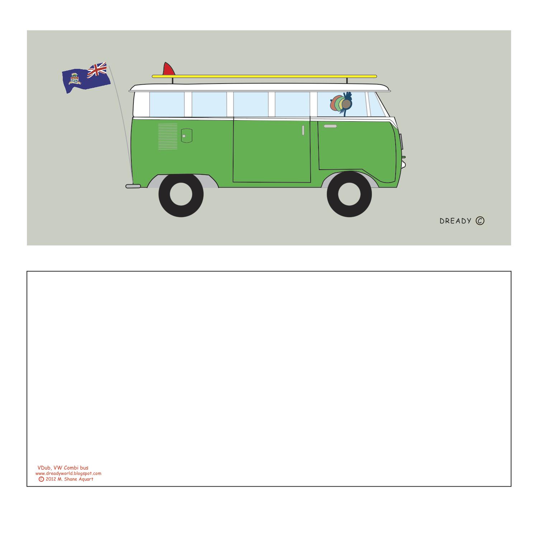 Vdub, VW Combi Bus