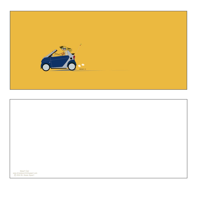 Smart Car - Bookmarks