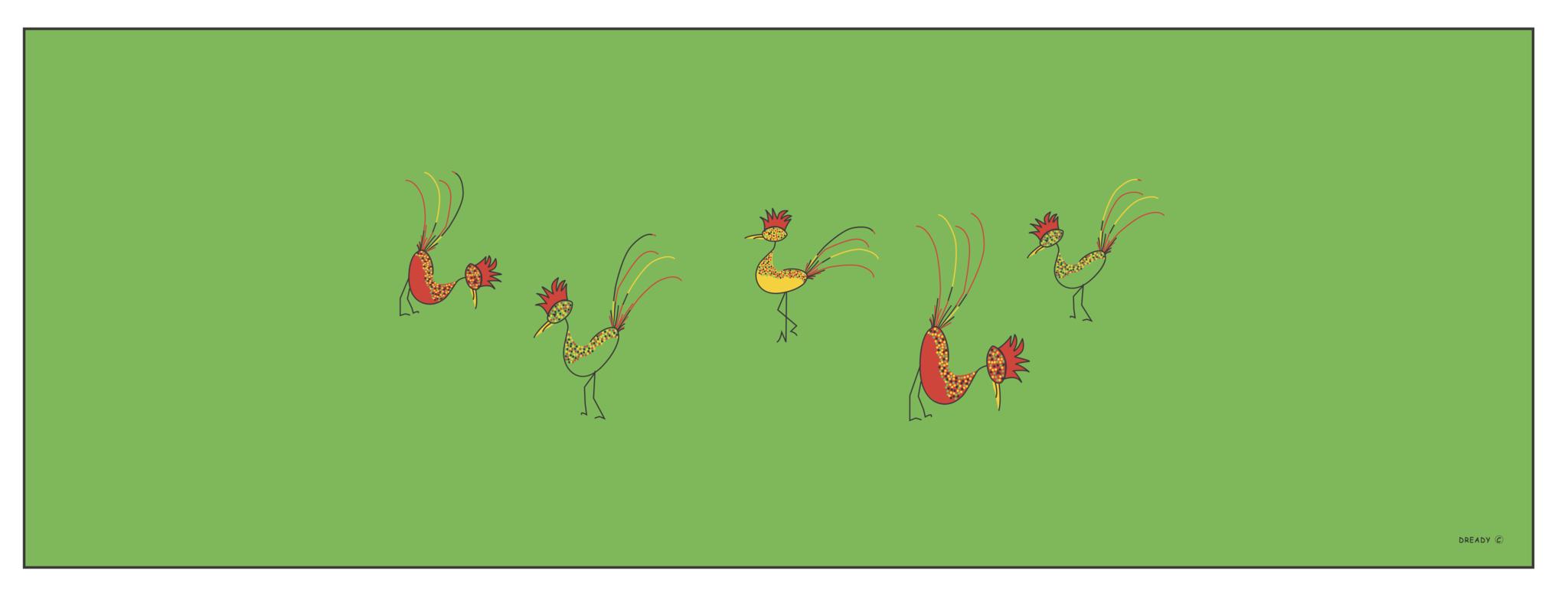 Daniel's Chickens