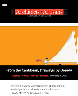 Dready, Dready Art and Everything Dready architects2Band2Bartisans