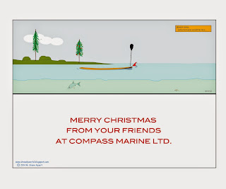 Dready, Dready Art and Everything Dready compass2Bmarine2B20142Bchristmas2Bcard