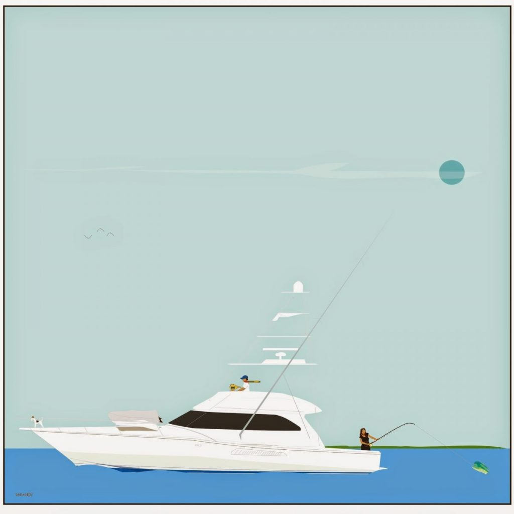Dready, Dready Art and Everything Dready laura2Bfishing 1200x1200